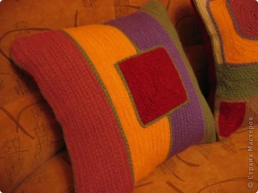 Диванные подушки фото 2