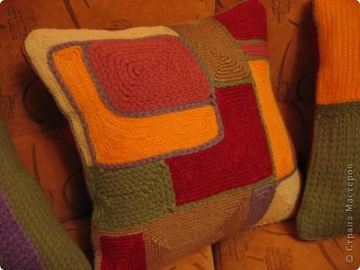 Диванные подушки фото 3