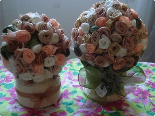 Розовые букетики в подарок фото 1
