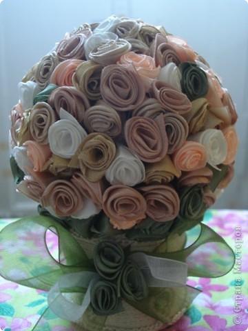 Розовые букетики в подарок фото 2