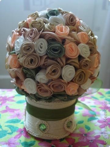 Розовые букетики в подарок фото 3