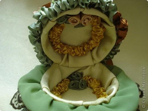 Вот и моя кукла-шкатулка, сделанная в подарок. Спасибо Ксения2010 за идею и МК. фото 7