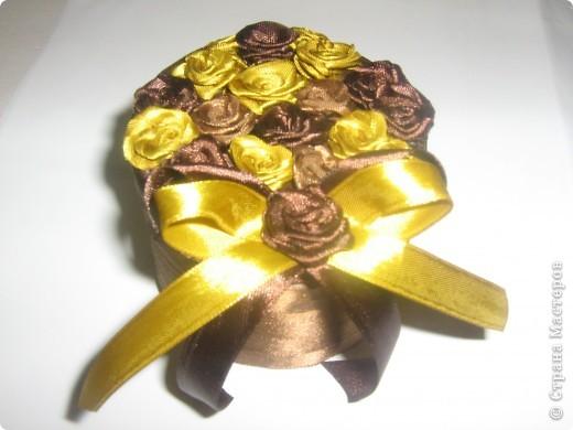"Шкатулка ""Шоколадка"" фото 3"
