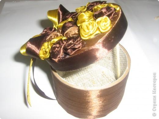 "Шкатулка ""Шоколадка"" фото 6"