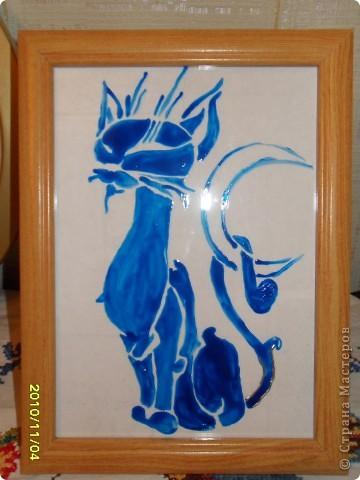 Моя роспись по стеклу фото 1