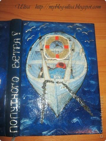 Декупаж на сумке (ткань двунитка). фото 5