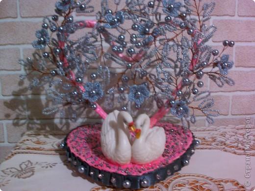 """Теперь и у меня есть в работах """"сердечное дерево""""))) фото 1"""