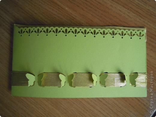 серия ажурных открыточек... фото 5