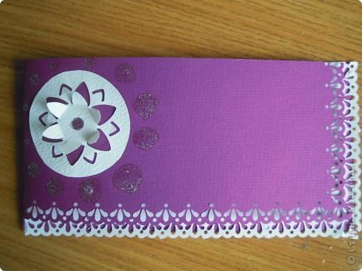 серия ажурных открыточек... фото 6