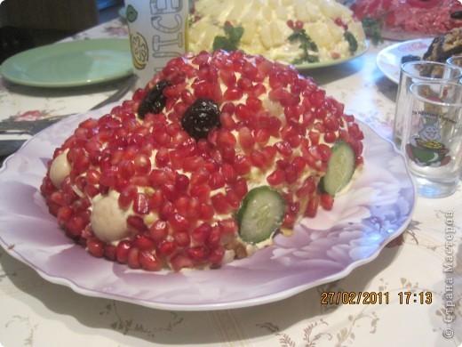 оформление салатиков! фото 1
