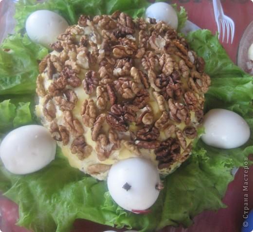 оформление салатиков! фото 7