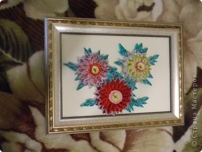 Вот такие цветы у меня получились :)) фото 1