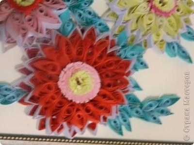 Вот такие цветы у меня получились :)) фото 3