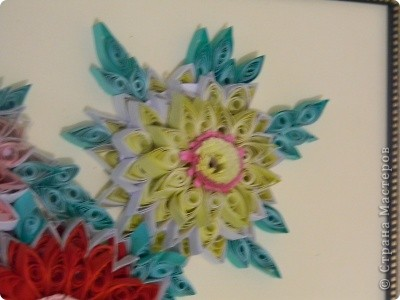 Вот такие цветы у меня получились :)) фото 4