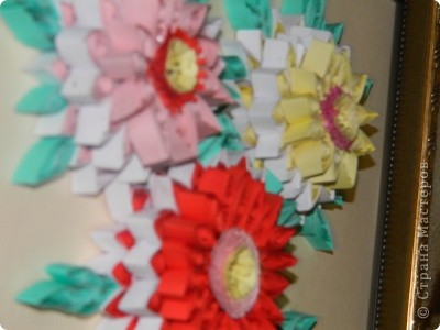 Вот такие цветы у меня получились :)) фото 5