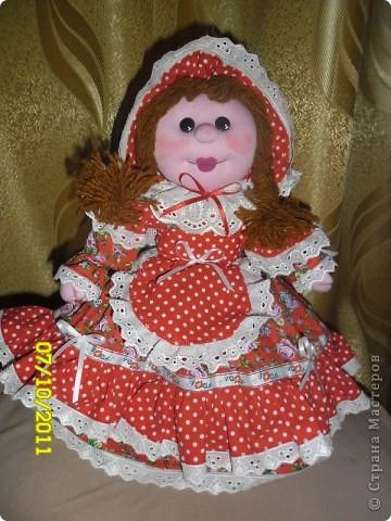 кукла-перевёртыш Анечка фото 7