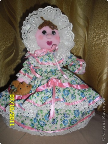 кукла-перевёртыш Анечка фото 8