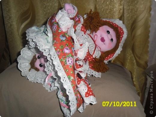 кукла-перевёртыш Анечка фото 9