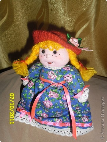 кукла-перевёртыш Анечка фото 4