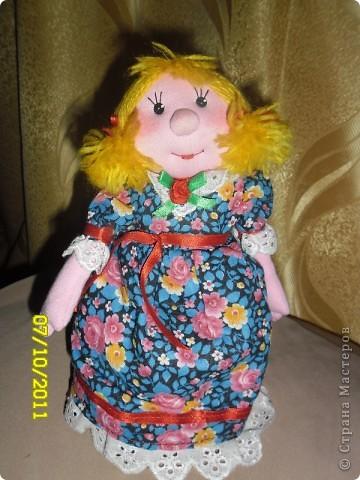 кукла-перевёртыш Анечка фото 1