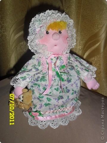 кукла-перевёртыш Анечка фото 2