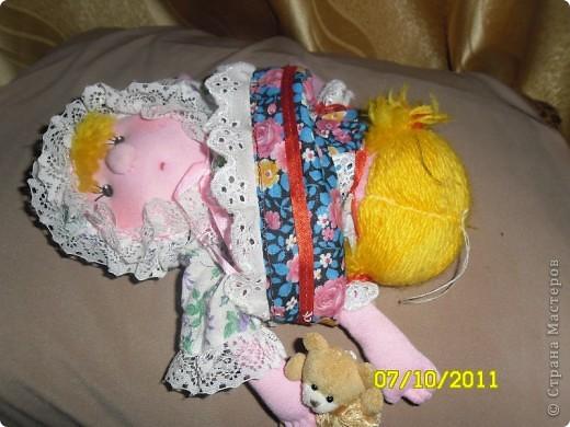 кукла-перевёртыш Анечка фото 3
