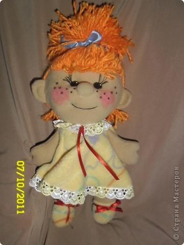 кукла-перевёртыш Анечка фото 10