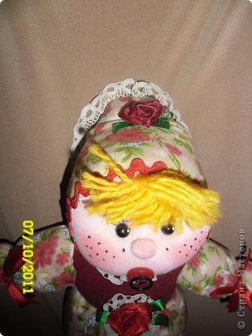 кукла-перевёртыш Анечка фото 14