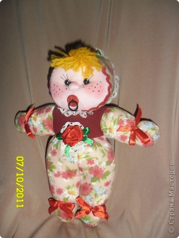кукла-перевёртыш Анечка фото 12