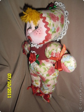 кукла-перевёртыш Анечка фото 13