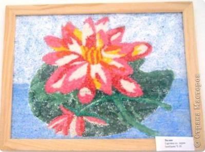 Картина  «Мамина забота» фото 2