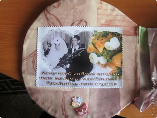 Мой альбом на жемчужную свадьбу. фото 2