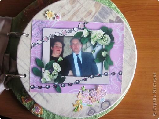 Мой альбом на жемчужную свадьбу. фото 3