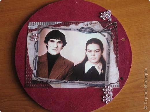 Мой альбом на жемчужную свадьбу. фото 4