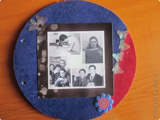 Мой альбом на жемчужную свадьбу. фото 5
