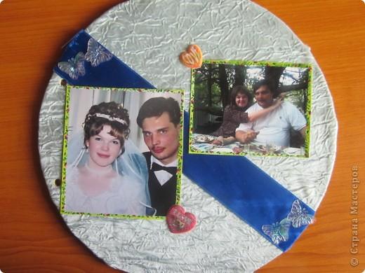 Мой альбом на жемчужную свадьбу. фото 7