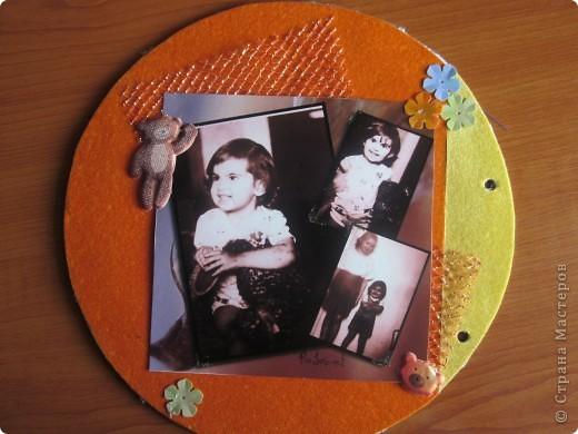 Мой альбом на жемчужную свадьбу. фото 8