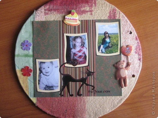 Мой альбом на жемчужную свадьбу. фото 10