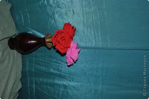 Накрутился букетик розочек для девочек с работы)  фото 2