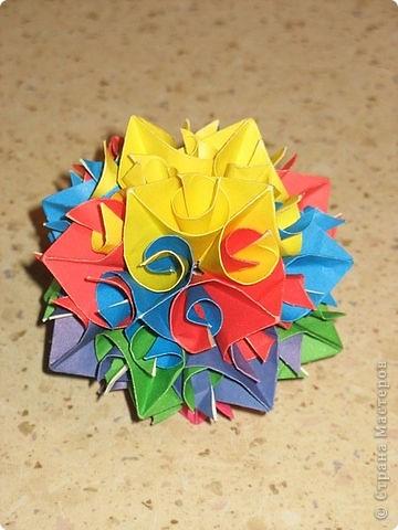 модульное оригами фото 1