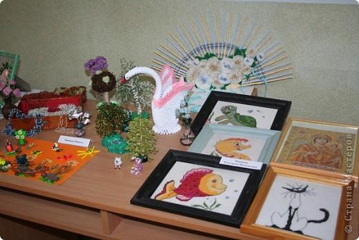 мои работы на выставке фото 1