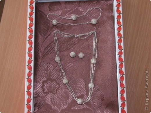 Жгуты бисерные вязаные) фото 3