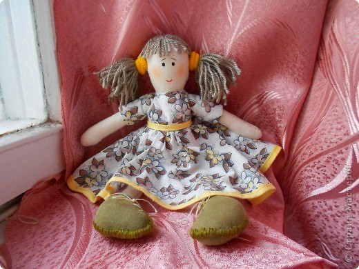 Кукла для Полинки фото 1
