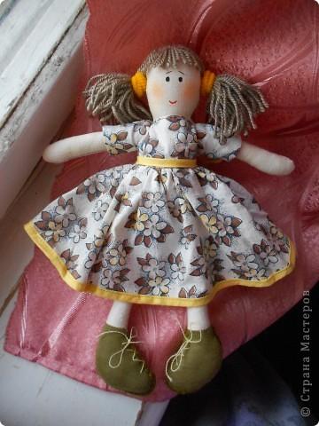 Кукла для Полинки фото 2