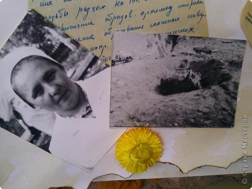 решила сделать небольшой коллаж  из старых фото моей семьи  фото 5