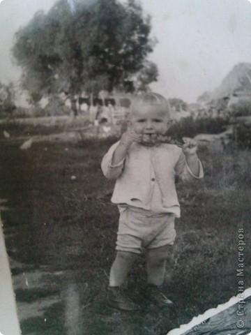 решила сделать небольшой коллаж  из старых фото моей семьи  фото 7