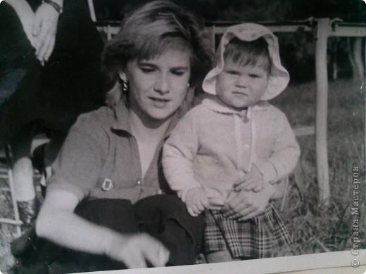 решила сделать небольшой коллаж  из старых фото моей семьи  фото 8