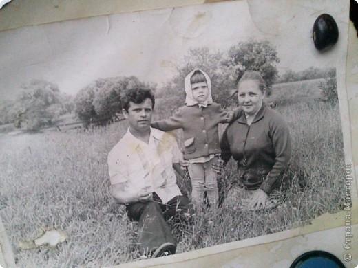 решила сделать небольшой коллаж  из старых фото моей семьи  фото 9