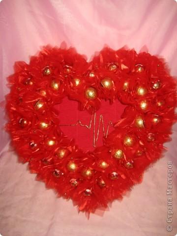 Это сердце заказали для кардиохирурга, поэтому родилась идея с пульсом фото 1