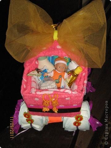 Подарок на рождение племяницы. фото 2